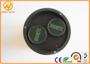 High Brightness LED Amber Flashing Solar Warning Light with Magnet pictures & photos