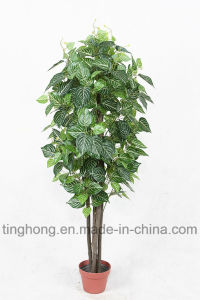 New Design Artificial Tree with 384 Zebra Leaves