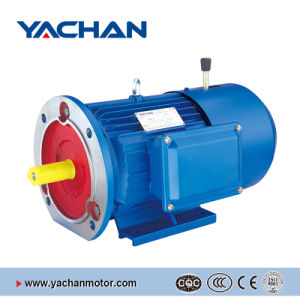 CE Approved Yej2 Series Three Phase Brake Electric Motor pictures & photos