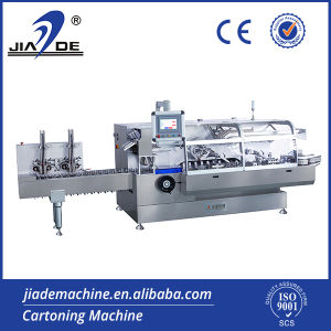 High Speed Automatic Blister Cartoning Machine (JDZ-260)