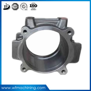 OEM Grey Iron Carbon Steel Parts Casting for Belt Pulley pictures & photos