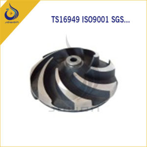Cast Iron Water Pump Spare Parts Impeller pictures & photos