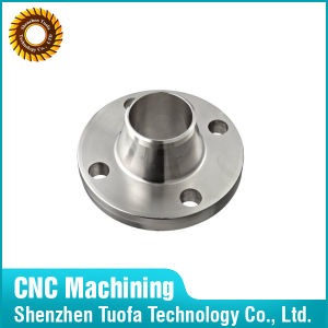 Metal Processing Pipe Fittings CNC Stainless Steel Flange Spacer