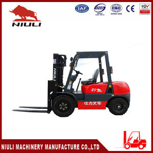 2t Best Sell Diesel Forklift pictures & photos