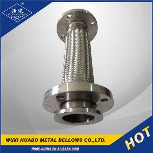 Heat-Resistant Braided Metal Bellows Hose pictures & photos