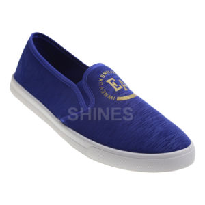 Jersey Injection Slip on Shoes for Men pictures & photos