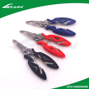 Colorful Fishing Scissors Cutter with ABS Handle pictures & photos