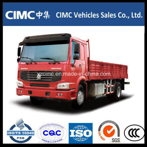 Truck HOWO 4X2 Cargo Truck pictures & photos