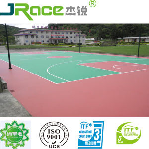 Rubber Basketball Court Floor pictures & photos