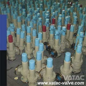 Full Lift Full Port Stainless Steel Ss316 API 520 Flanged Safety Relief Valve pictures & photos