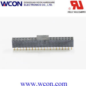 2.0 180 SMT Female Header Connector Supplier pictures & photos