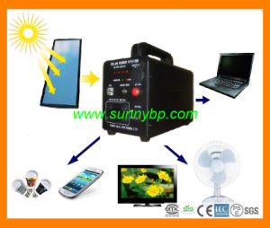 15W Solar Power Generator (for home lighting) (SBP-PSP-03) pictures & photos