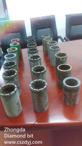 T2 Zd101 Diamond Drill Bit for Geotechical Exploration pictures & photos