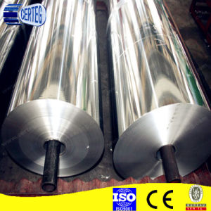 1235 1145 8011 8006 aluminum foil insulation roll pictures & photos