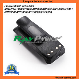 Two Way Radio Trbo Battery PMNN4065a PMNN4066 for Motorola Moto Trbo DP3600 pictures & photos