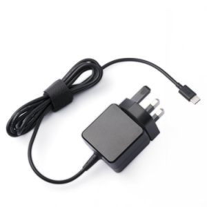 New UK Plug Type-C Charger for Ultrabook pictures & photos