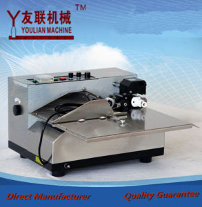 (MY-380F) Stainless Steel Hot Ink Roll Coding Machine for Batch No. Expiry Date Coding pictures & photos