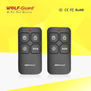 Solar GSM Alarm Security Panel with Emergency Button pictures & photos