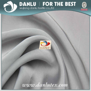 100% Polyester Satin Chiffon Fabric pictures & photos