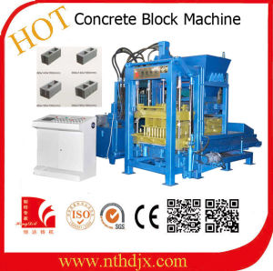 Qt3-15 Fully Automatic Concrete Brick Making Machine pictures & photos