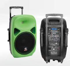 12′′ 2-Way Portable Battery Speaker (PS-0712bt-Wb (G)) pictures & photos
