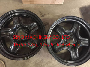 High Quality Steel Wheel for Passenger Car pictures & photos