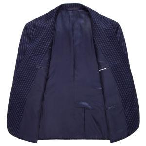 2016 New Style Slim Fit Men′s Wool Suit (MTM130041) pictures & photos