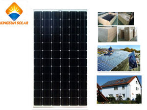 170W-200W High Efficiency Fantastic Monocrystalline Solar Panel pictures & photos
