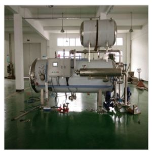 Professional Disinfection Device for Glass Bottles