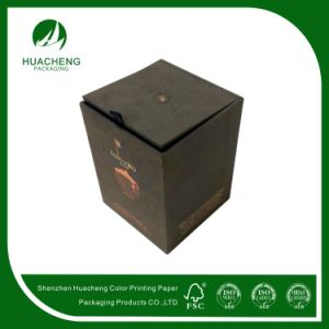 Shenzhen Packaging Factory Custom Cardboard Paper Gift Box Bee Honey Food Gift Box (HC0001)