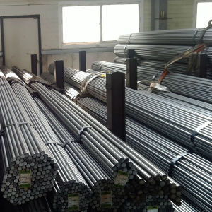 100cr6 Bearing Steel Round Bar pictures & photos