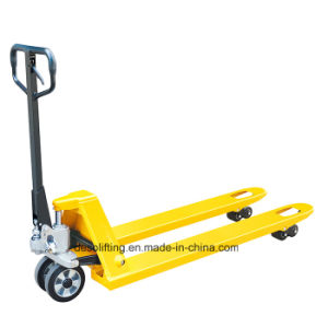 Commercial Pallet Truck with Factory Price pictures & photos