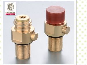 Tped Approved Transportable Gas Cylinder Valve (Hx-1501)