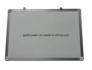 Writing Magnetic Whiteboard with Aluminum Frame CE, ISO, SGS Certificate