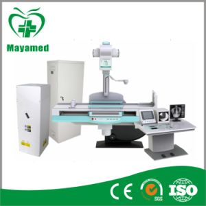 My-D028 High Freqency Remote Fluoroscopy and Flat Panel Radiography X-ray System pictures & photos
