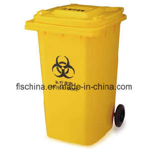 Hot Sale Plastic Bin for Garbage Waste Trash and Rubbish pictures & photos