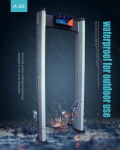 6 Zones Walk Through Metal Detectors pictures & photos