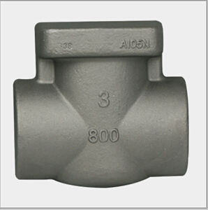 Forged Steel Valve Body (DTV-P013)