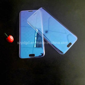 for Samsung S7 / S7 Edge 3D Curved Edge Anti-Blue Ray Tempered Glass Mobile Phone Screen Protector pictures & photos