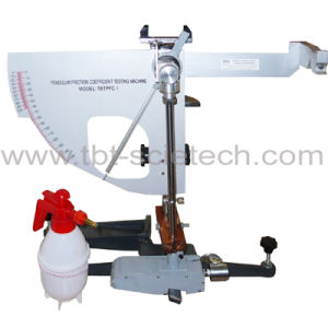 TBTPFC-I Pavement Pendulum Friction Coefficient Testing Machine pictures & photos