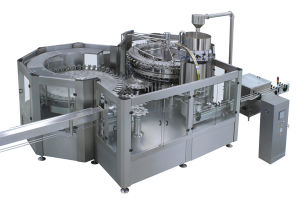 Washing&Filling&Capping Monoblock 3 in 1 Machine
