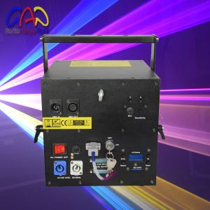 Green 8000MW Animation Laser Light Show for Disco AC 90V - 240V pictures & photos