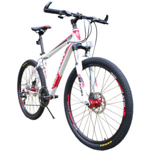 High Grade Suspension Mountain Bicycle pictures & photos