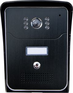 3.5 Inch Hands Free Color Video Door Phone pictures & photos