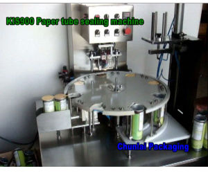 Potato Chips Can Sealing Machine (KIS-900) pictures & photos