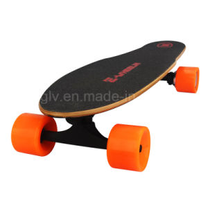 2016 Lithium Battery Electric Skateboards with Hub Motor pictures & photos