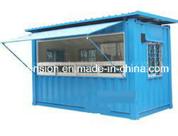Peison Convenient Folding Mobile Prefabricated/Prefab House Coffee Bar/House pictures & photos