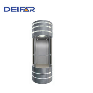 Best Price Delfar Observation Elevator with Good Quality pictures & photos