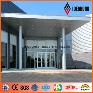 Nano Outdoor Pre-Painted Aluminum Plate pictures & photos