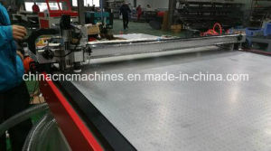 Oscillatory/Vibratory Knife Cutting Machine CNC Plotter Cutter pictures & photos